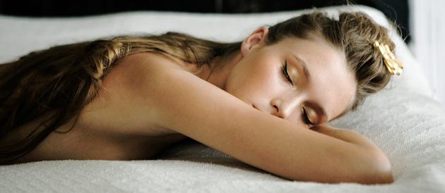 Dormir nue pour maigrir