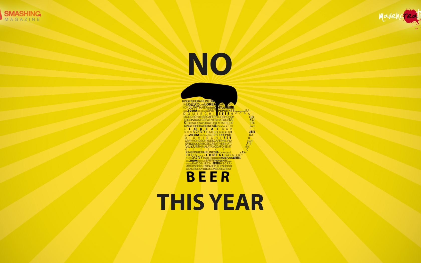 Slogan anti biere pour maigrir