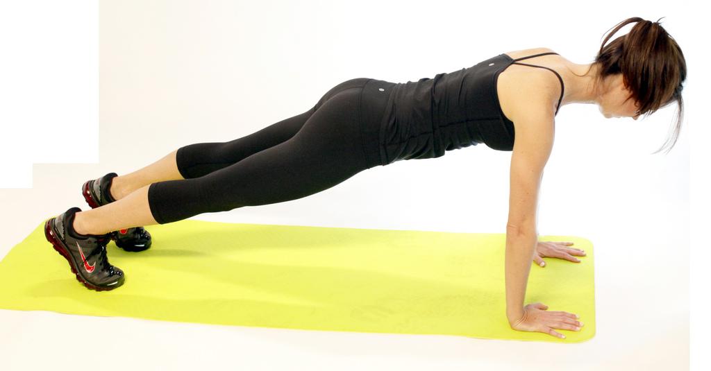 Objectif minceur : 15 minutes d'exercices pour perdre du poids