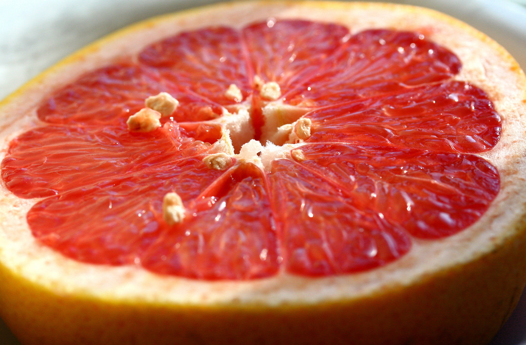 grapefruit honey