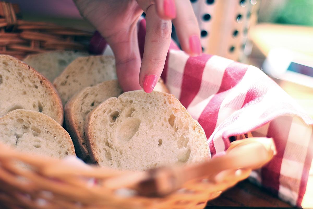 Le pain, à consommer avec modération, mais à ne pas bannir