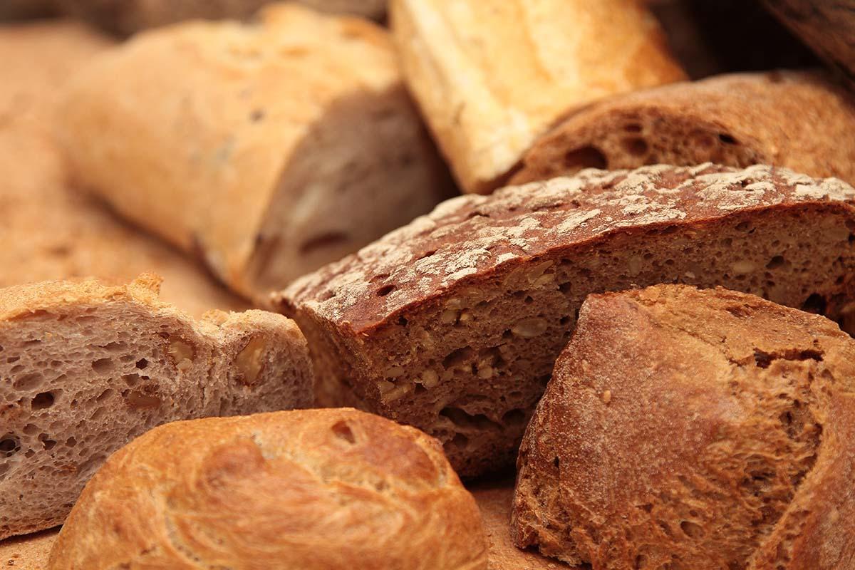 Le type de pains amis de votre régime