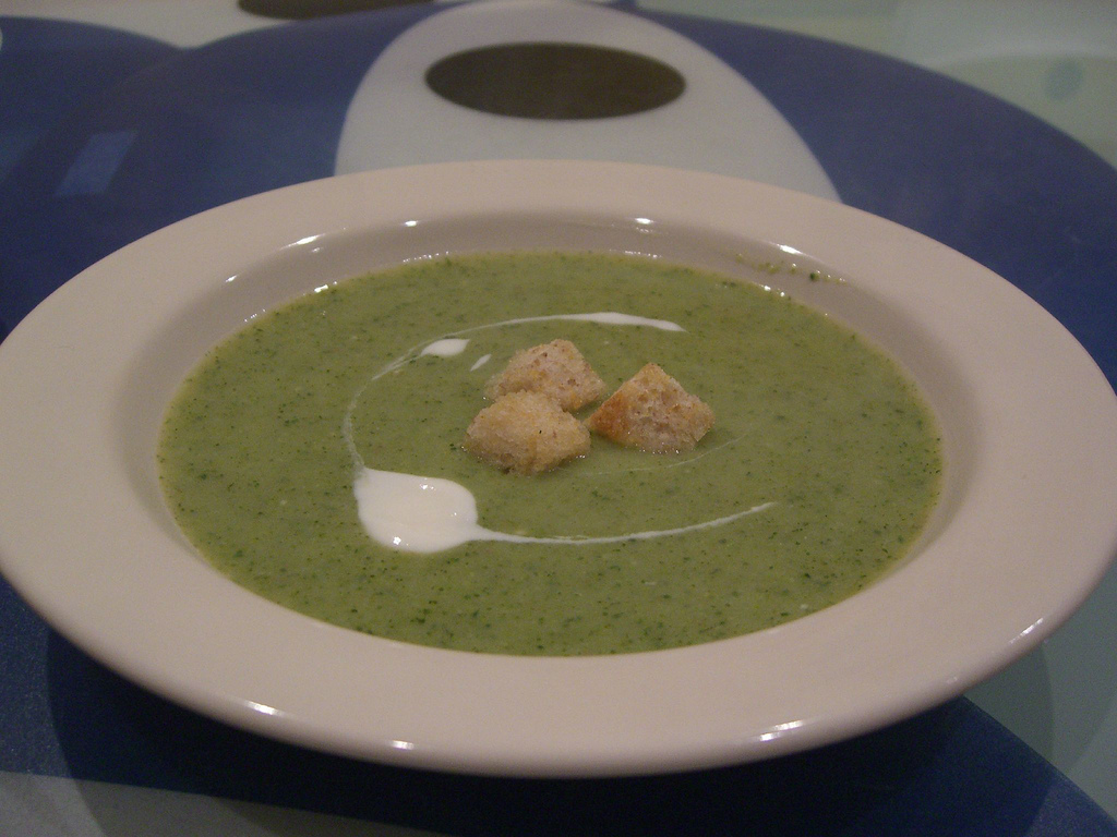 soup broccoli