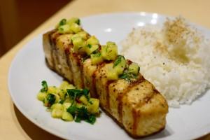 Le régime poisson pour perdre du poids